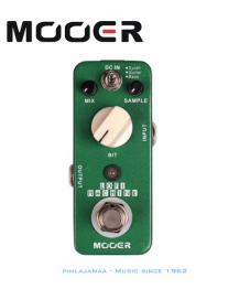 Mooer Lofi Machine, Sample Reducing Pedal