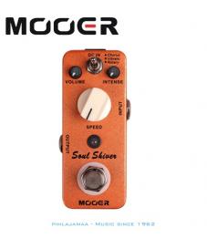Mooer Soul Shiver Univibe (Chorus+Vibrato)