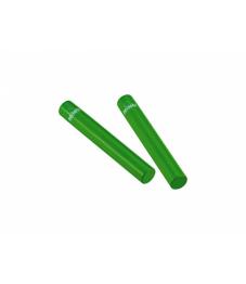 Nino rattle sticks, pari vihriä