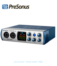 Presonus AudioBox Studio 24 C äänikortti