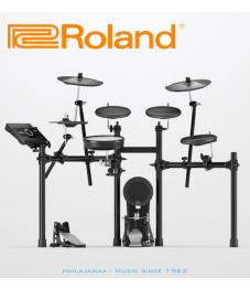 Roland TD-17KL sähkörumpusarja, Verkkopadeillä (Räkkisarja MDS-4V)
