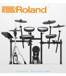 Roland TD-17KVX sähkörumpusarja, Verkkopadeillä (Räkkisarja MDS-4VX)