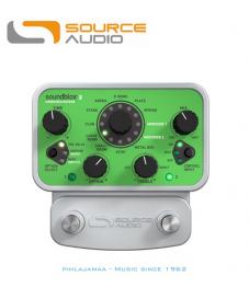 Source Audio Dimension reverb, Soundblox2 Dimension Reverb