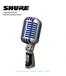 Shure Super55 Deluxe