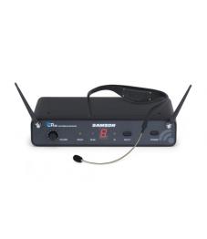 Samson Airline 88 Headset system, 863-865 MHz (16 valittavaa kanavaa)