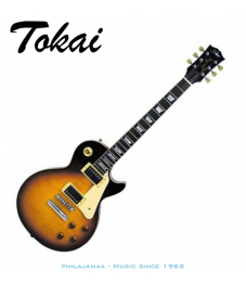 Tokai ALS-48BS Les Paul Brown Sunburst @Pori