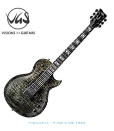 VGS Eruption Jet Black Faded