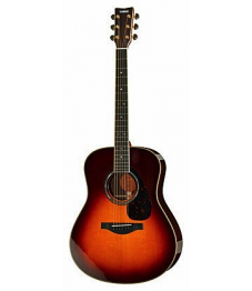 Yamaha LL-16ARE, Brown SunBurst, sis SoftCase