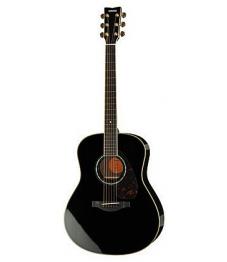 Yamaha LL6 ARE, Black, sis. SoftCase