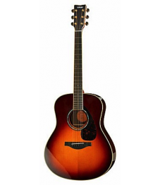 Yamaha LL-6 BS ARE, Brown Sunburst, sis. SoftCase