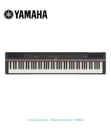 Yamaha P-125B digitaalipiano, musta