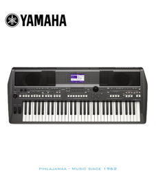 Yamaha PSR-S670, keyboard