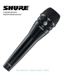 Shure KSM-8 mikrofoni musta