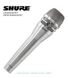 Shure KSM-8 mikrofoni nikkeli