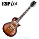 ESP LTD EC-256FM Dark Brown Sunburst